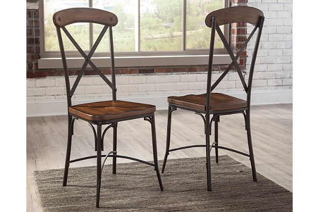 rolena dining room chair | ashley furniture homestore