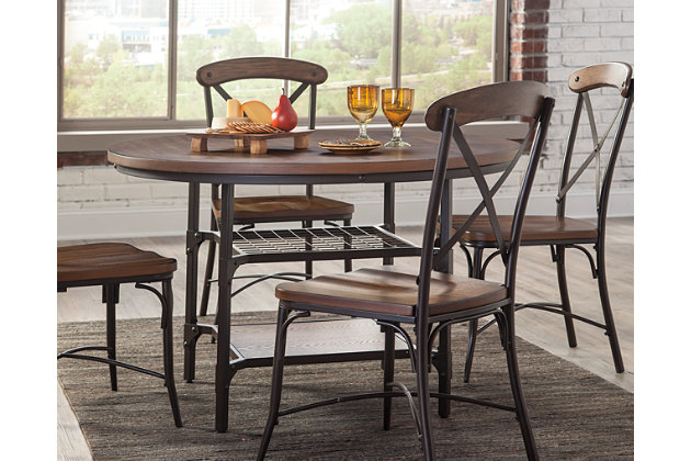 rolena dining room table | ashley furniture homestore