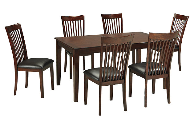 Mallenton Dining Room Table and Chairs (Set of 7), , large