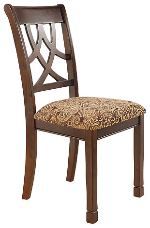 Leahlyn Dining Room Chair, Medium Brown, large