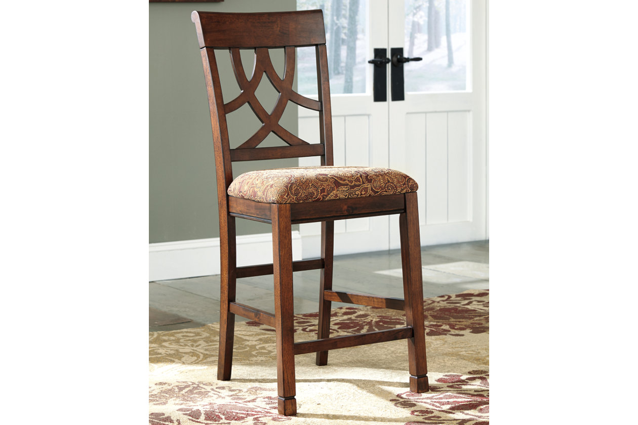 Cool Leahlyn Counter Height Bar Stool Ashley Furniture Homestore Caraccident5 Cool Chair Designs And Ideas Caraccident5Info