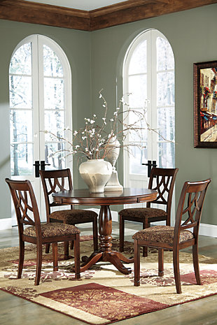 leahlyn dining room chair | ashley furniture homestore