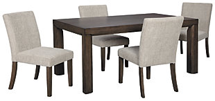 Deylin Dining Table and 4 Chairs, , large