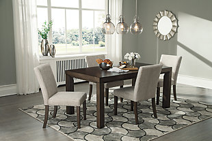 Deylin Dining Room Table, , large