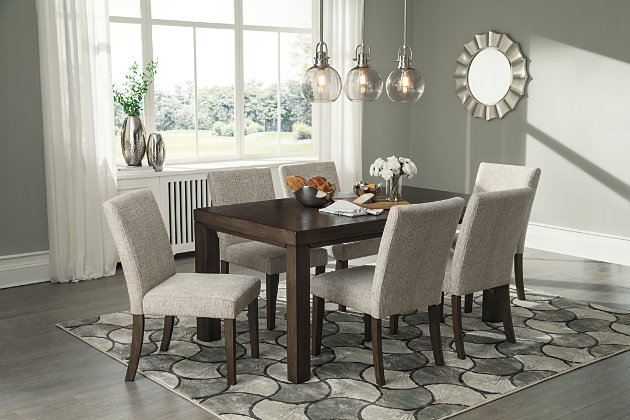 Deylin Dining Table and 6 Chairs, , large