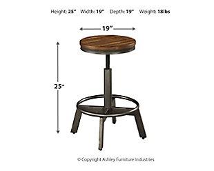 Torjin Counter Height Bar Stool, , large