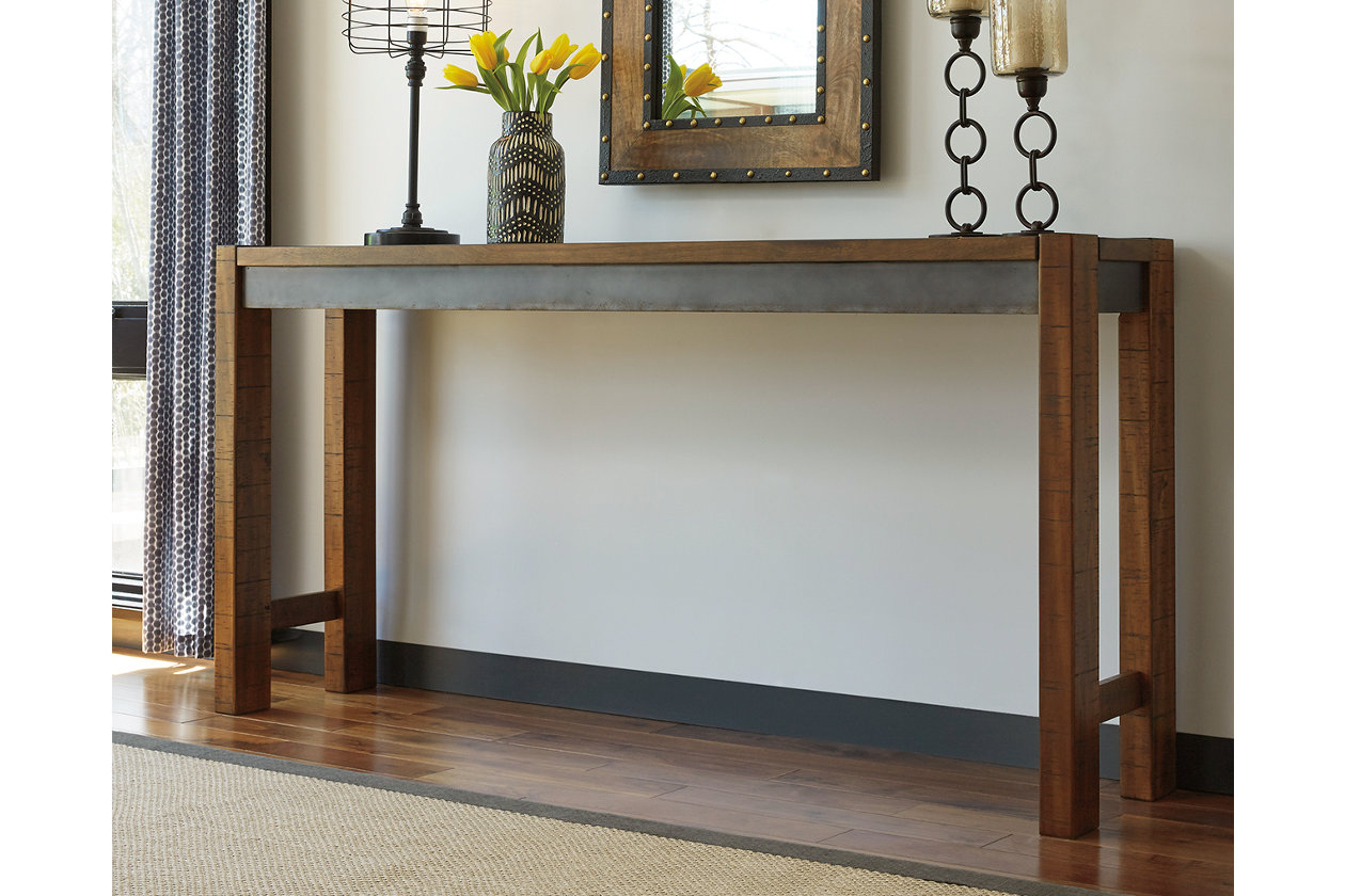 Torjin Counter Height Dining Table Ashley Furniture Homestore