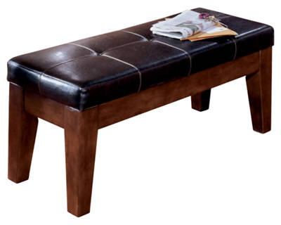 Larchmont Large UPH Dining Room Bench