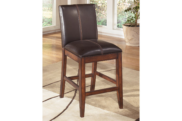 Attirant Larchmont Counter Height Bar Stool, , Large ...