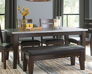 ... Large Larchmont Dining Room Table, , Rollover