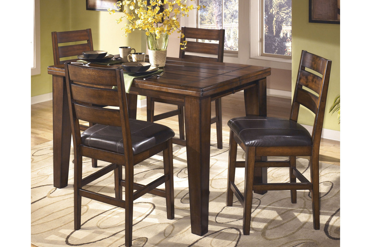 Larchmont Counter Height Dining Room Extension Table Images