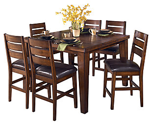 Larchmont Counter Height Dining Room Extension Table, , large