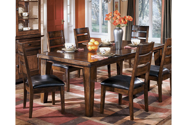 Larchmont Dining Room Table Ashley Furniture Homestore