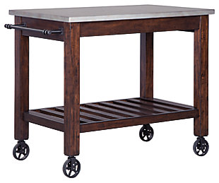 Larchmont Kitchen Cart, , large