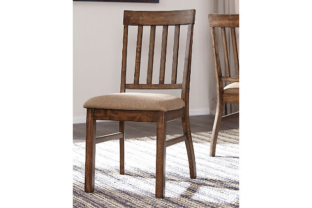 Dining Room Chair Impressive Zilmar Dining Room Chair  Ashley Furniture Homestore 2017