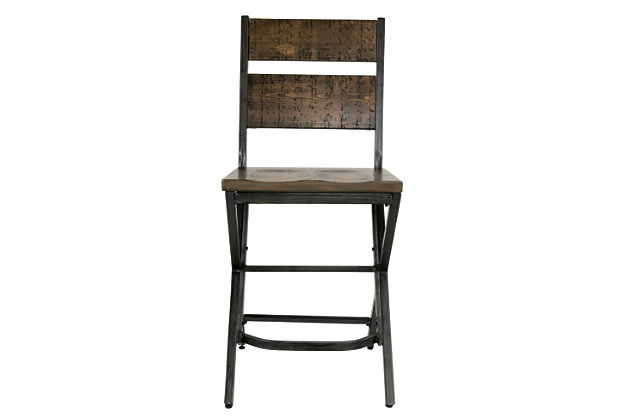 Kavara Counter Height Bar Stool, , large