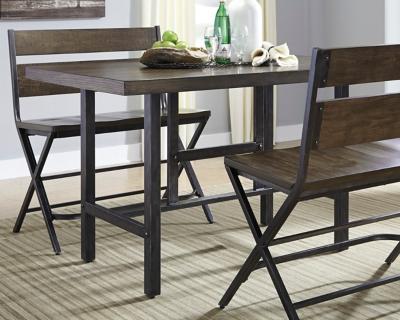 Kavara Counter Height Dining Room Table Ashley Furniture HomeStore