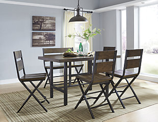 Kavara Counter Height Dining Set, , large
