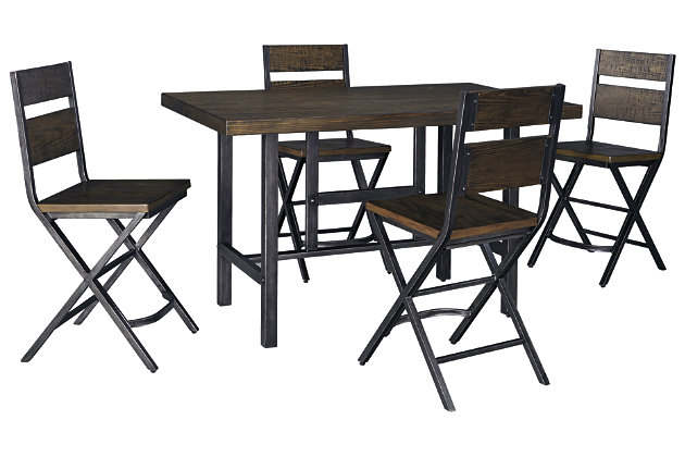 Kavara 5-Piece Dining Set, , large