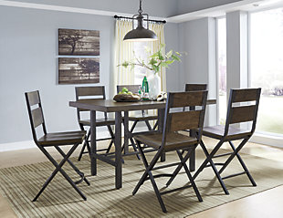 Kavara Counter Height Dining Room Table, , large