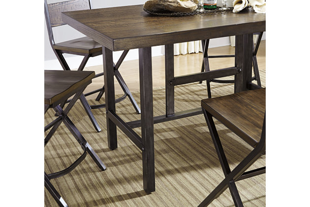 Kavara Counter Height Dining Room Table Ashley Furniture