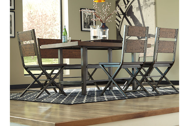 Kavara Double Dining Room Chair, , large