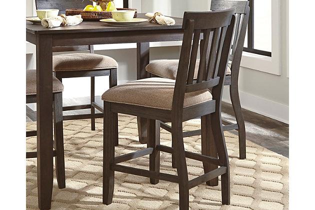 dresbar counter height bar stool | ashley furniture homestore