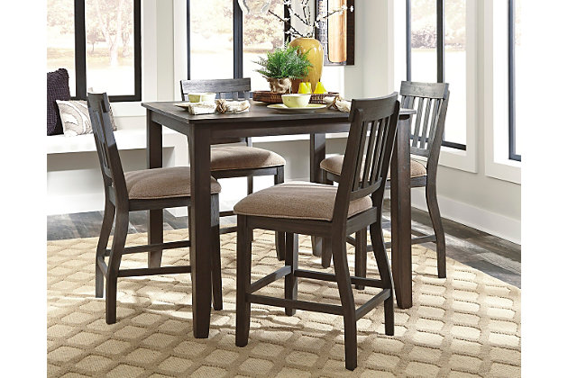 Dresbar Counter Height Dining Room Table, , large
