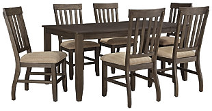 Dresbar 6-Piece Dining Room, , large