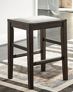Hallishaw Counter Height Bar Stool, , rollover