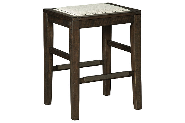 Hallishaw Counter Height Bar Stool, , large
