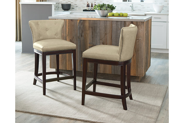 Reliable Canidelli Counter Height Barstool Product Photo