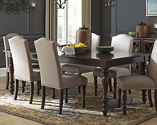 Dining Room Chairs baxenburg dining room chair | ashley furniture homestore