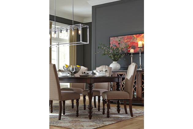 Baxenburg Dining Room Extension Table, , large