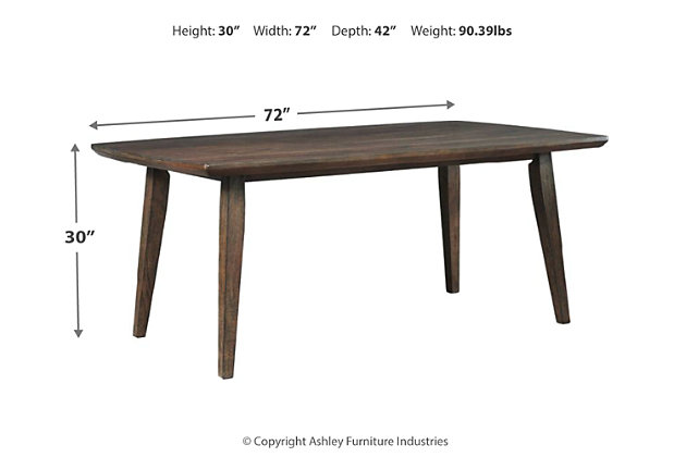 Kisper Dining Table, , large