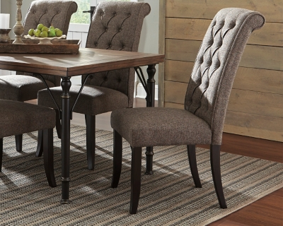 Tripton Dining Room Chair Ashley Furniture HomeStore