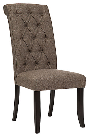 Tripton Dining Room Chair Graphite