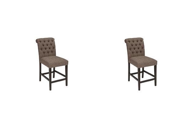 Tripton Counter Height Bar Stool Ashley Furniture Homestore