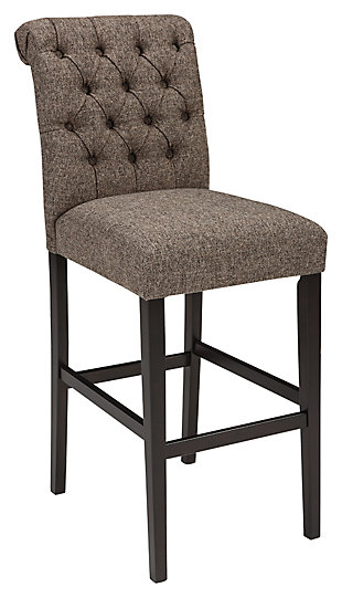 Tripton Pub Height Bar Stool, , large