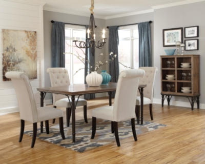 Tripton Dining Room Table Ashley Furniture HomeStore