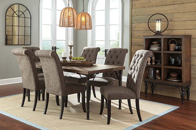 tripton dining room chair | ashley furniture homestore