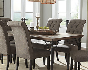 Tripton Dining Room Table Ashley Furniture Home