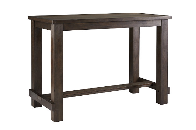 Drewing Bar Height Table Ashley Furniture Homestore
