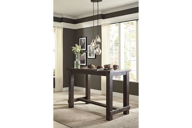Drewing Bar Height Table, , large