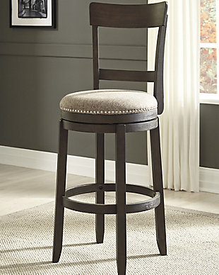 Drewing Bar Height Bar Stool, , large