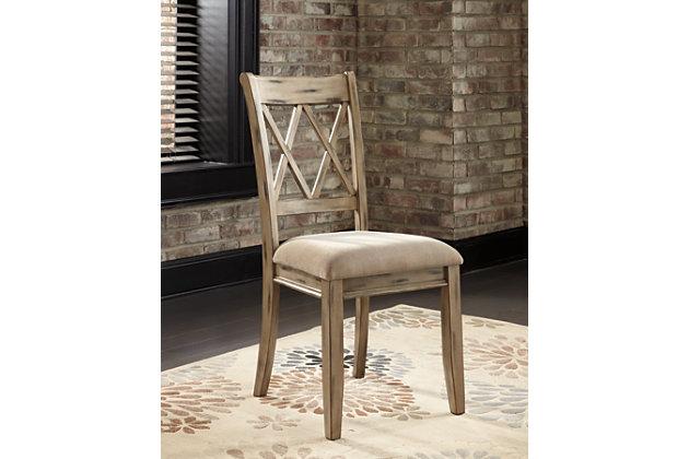 Mestler chaise de salle manger meubles ashley homestore for Ashley meuble canada