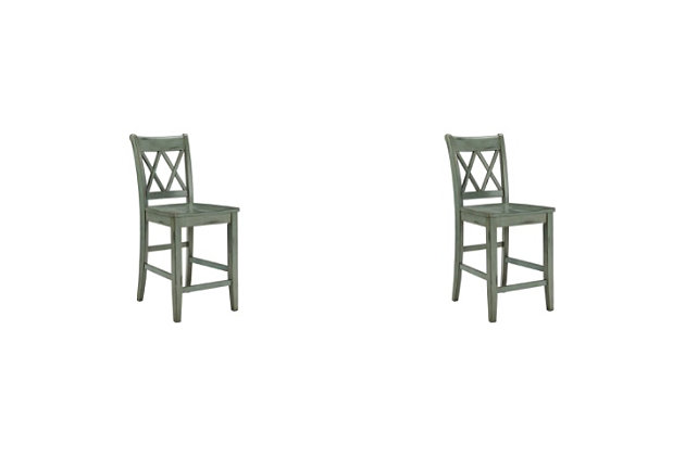 Mestler Counter Height Bar Stool Ashley Furniture Homestore