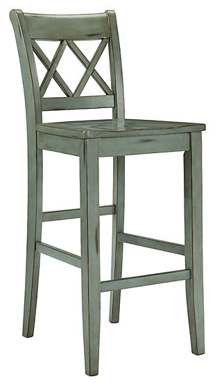 Mestler Bar Height Bar Stool, , large