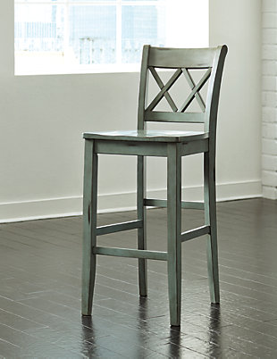 Mestler Bar Height Bar Stool, , rollover