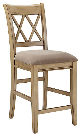 Mestler Counter Height Bar Stool, , large